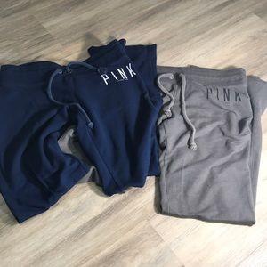 PINK Victoria's Secret lightweight sweatpants